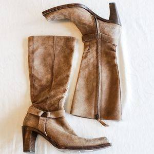 Kenneth Cole Start Your Moto Boots
